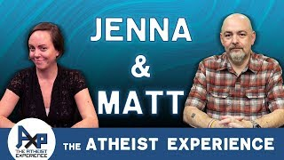 Atheist Experience 23.51 with Matt Dillahunty & Jenna Belk Video