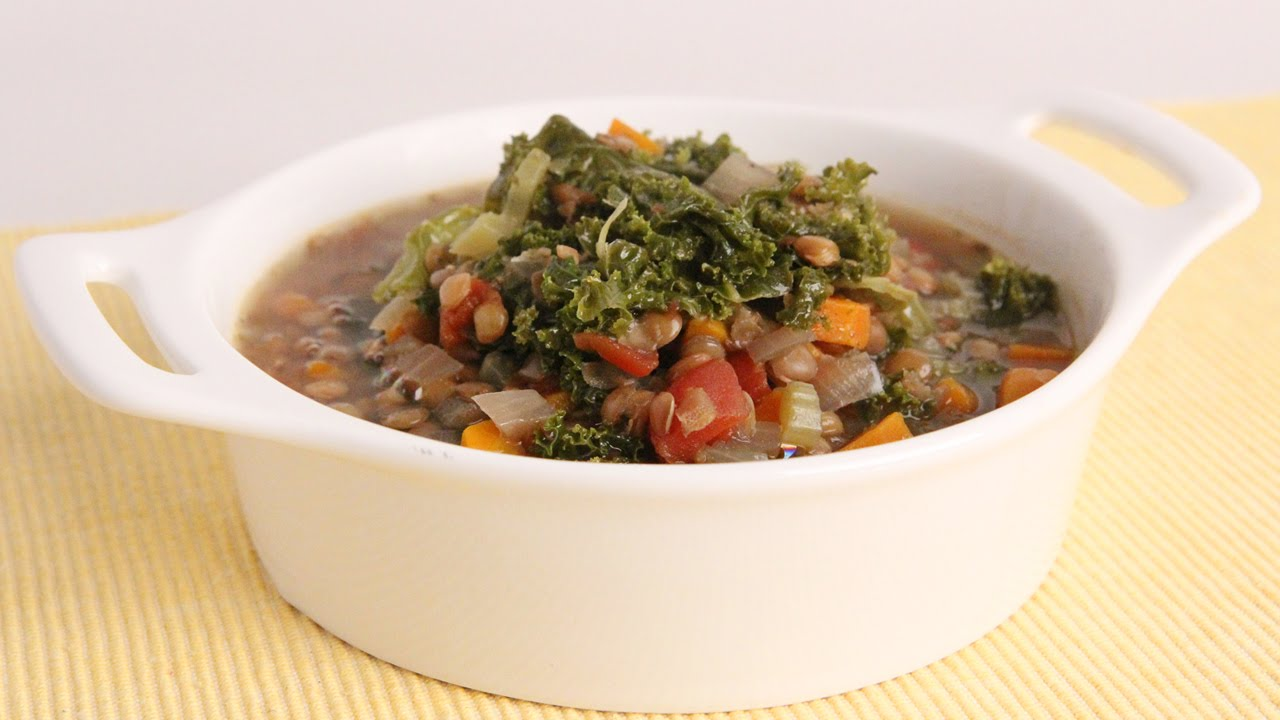 Soup recipes with ground beef and kale
