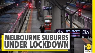 Australian state imposes 4-week lockdown as COVID-19 cases spike