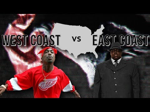 THE TRUTH ABOUT TUPAC, BIGGIE, & THE EAST VS WEST COAST WAR - KENDRICK WELLS