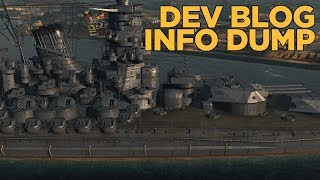Dev Blog French DDs, Slava, Yamato Model - World of Warships thumbnail