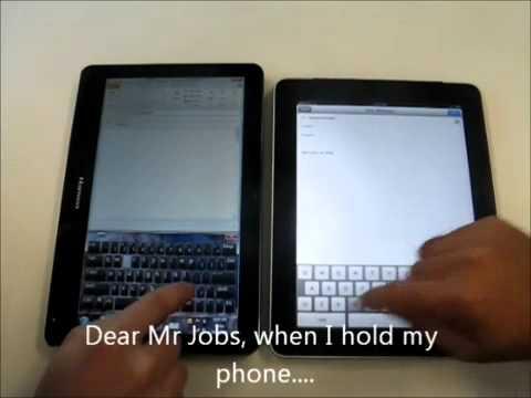 """Máy tính bảng Windows 7 chạy """"nuột"""" hơn iPad - 2-Tek - Kênh14 - Channel for Teens.flv"""