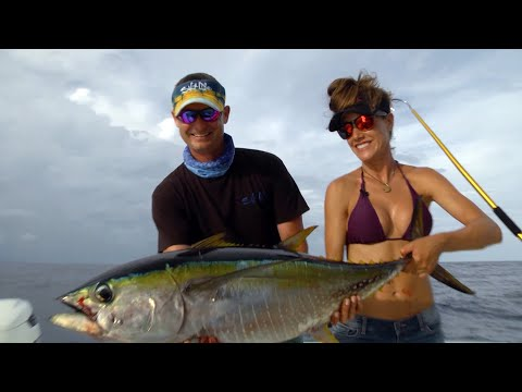 Cayman Islands Fishing, Reel Addiction! | Livin' The Dream