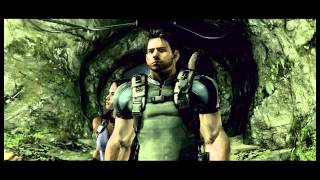 Resident evil 5 обитель зла. Заставки игры Cut-scene. На русском языке.