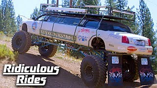 I Built An Off-Road Monster Limo | RIDICULOUS RIDES