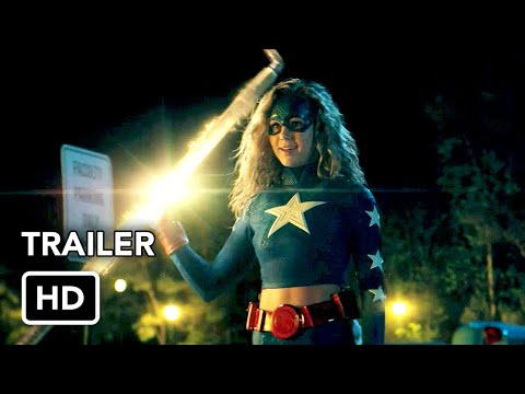 Stargirl Trailer (HD) The CW Superhero Series | Brec Bassinger