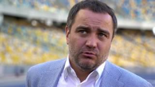 Андрій Павелко провів ревізію НСК Олімпійського
