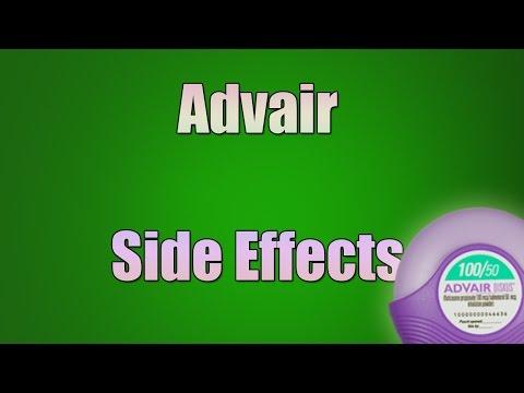 Advair Diskus Side Effects