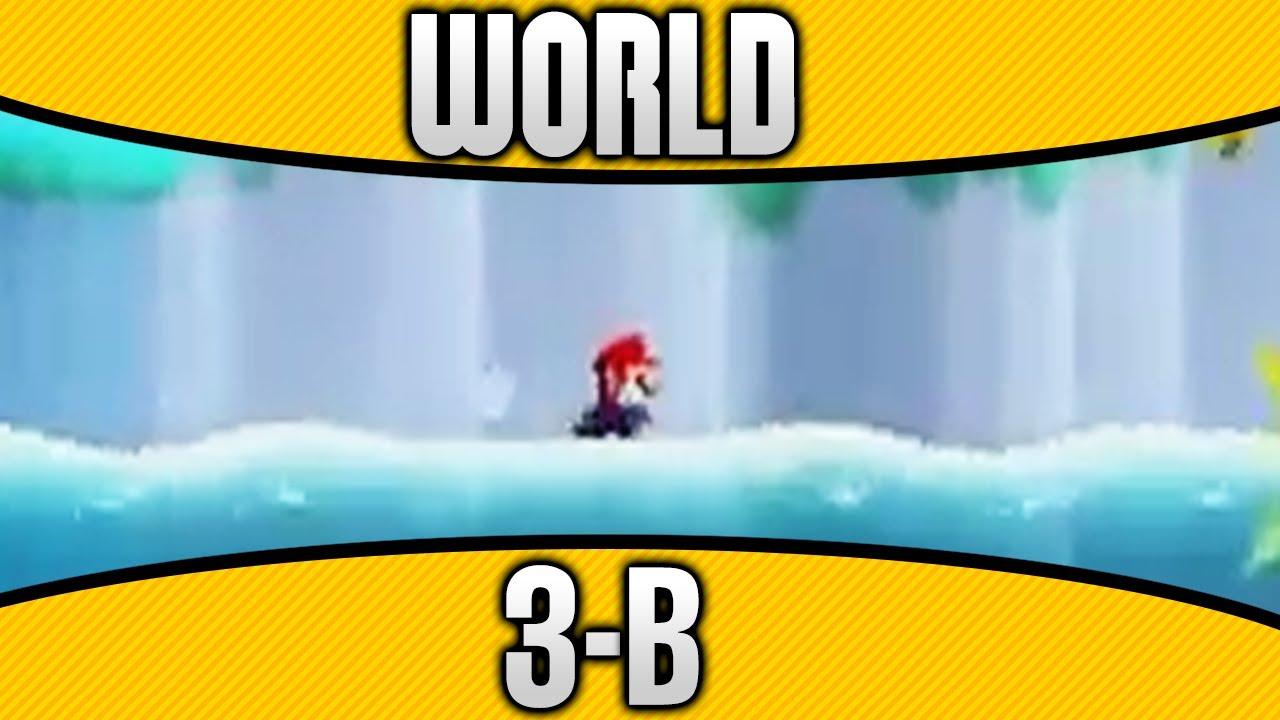 new super mario bros 2 how to unlock world 3 b