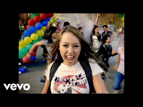 Miley Cyrus - Start All Over