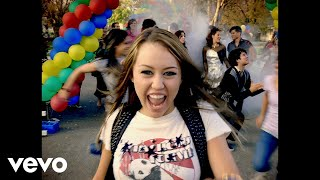 Смотреть клип Miley Cyrus - Start All Over