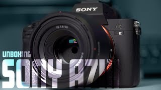 Unboxing | The Sony a7iii | Must Have Accessories