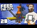 Feed The City #28 - Building The Bagger