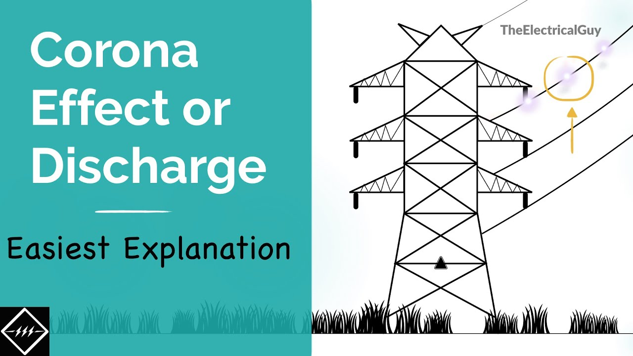 Download Electrical Corona Effect | Causes, Effects & Ways to minimise | TheElectricalGuy
