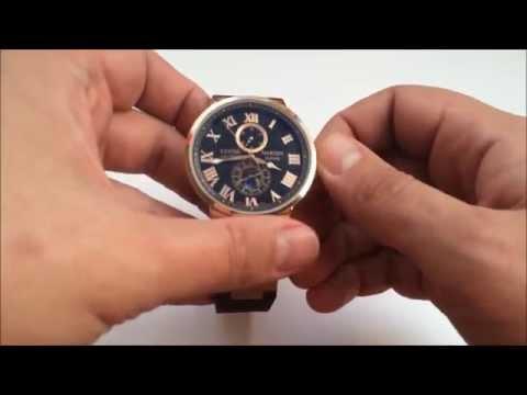 часы ulysse nardin копия (видео обзор) нужно учесть то