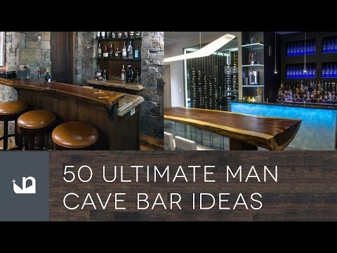 50 ultimate man cave bar ideas yt for Man cave plans