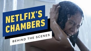 Netflix's Chambers Behind-the-Scenes Look (Uma Thurman, Tony Goldwyn)