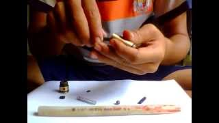 Repeat youtube video Tutorial Upgrade Tabung Sharp Tiger Menggunakan Slang air