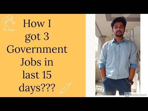 How I got 3 Government Bank Jobs in last 15 days???  #Banking #SBI_PO #Scorecard