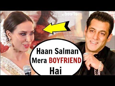 Salman Khan's Girlfriend Iulia Vantur FINALLY Confirms Their Relationship