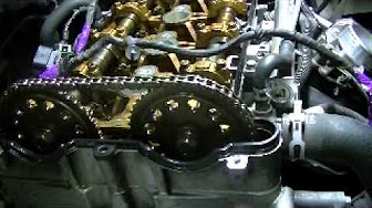 2008 Chevy Hhr 2 2l Timing Chain Youtube