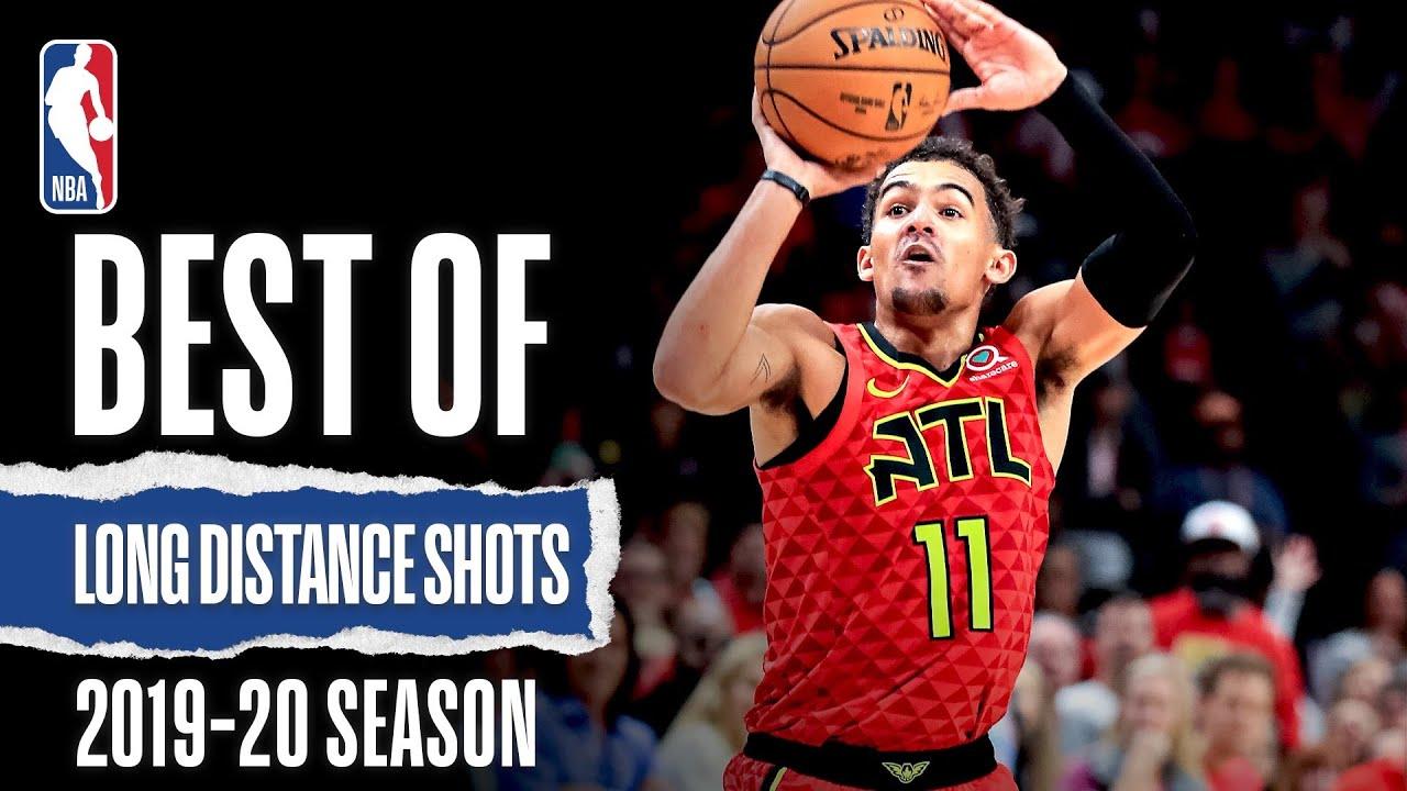 Best Of Long Distance Shots | 2019-20 NBA Season