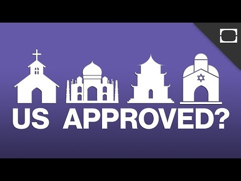 When Does The US Legally Recognize A Religion?