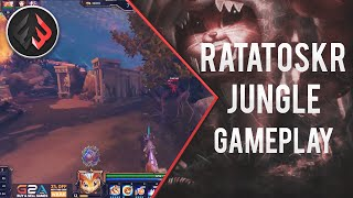 Ratatoskr Ranked: PRO PLAYERS ALG vs NME, BEST RAT BUILD - Smite