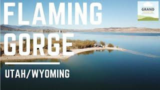 Ep. 75: Flaming Goŗge | Utah & Wyoming RV travel camping