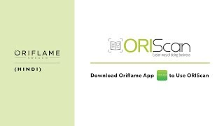 Oriflame India | ORIScan Hindi