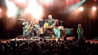 Xavier Rudd - The Message - LIVE HD Woodford Folk Festival 2011 / 2012