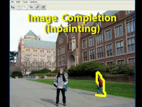 PatchMatch: A Randomized Correspondence Algorithm for Structural Image Editing