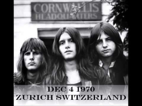 Emerson Lake & Palmer  Dec 4 1970