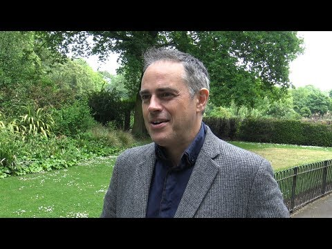 Jonathan Bartley on veganism in the environmental movement