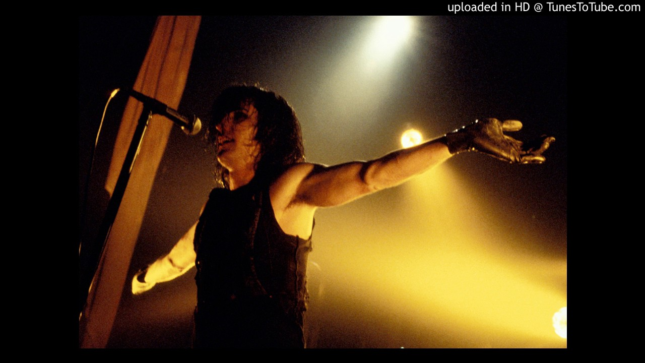 Nine Inch Nails Heresy Live First Time March 14, 1994, Las Vegas, NV ...
