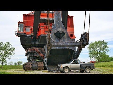The World's Largest Electric Shovel (Big Brutus)