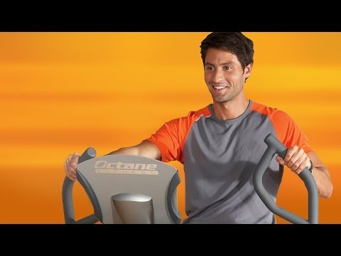xRide xR6 Recumbent Elliptical from Octane Fitness