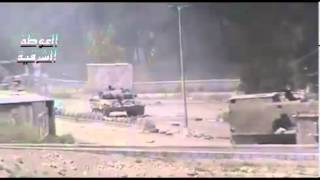 戦車の砲弾が見えるw