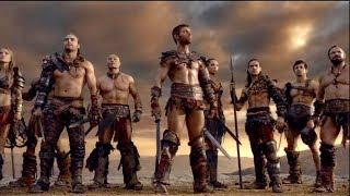 Сериал Спартак. Великие и печальные события. Перед последней битвой