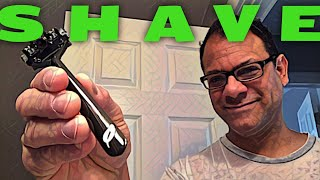 Leaf Shave  | an average guy