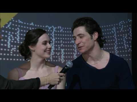 Tessa Virtue & Scott Moir | Winners interview. Worlds 2017