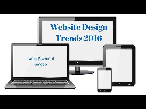 Website Trends 2016: Strip Down Websites For Mobile