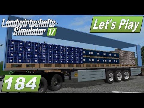 LS17 #184 Bier, Mehl und Milchprodukte verkaufen #Lets Play Landwirtschafts Simulator 2017 mod map