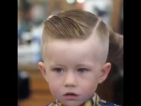 Small Baby Model Haircut Youtube