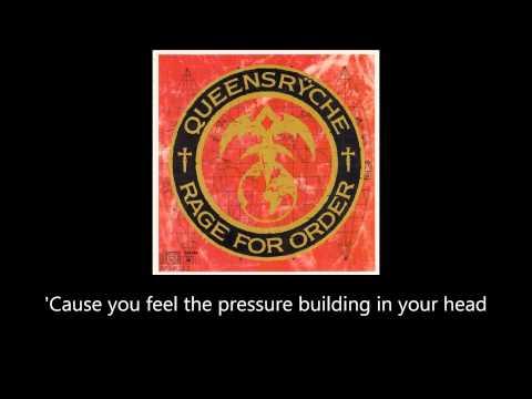 Queensryche - Walk In The Shadows (Lyrics)