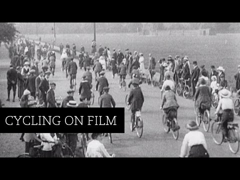Women Cyclists' Rally (1916) | BFI National Archive