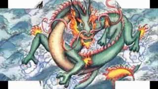 Dragon tribute