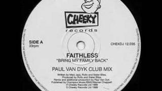 Paul Van Dyk - Bring my family back