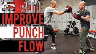 Boxing Drill for Punch Flow