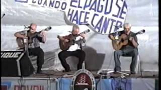 Cuando el Pago se hace Canto - Raúl Noguera, Mateo Villalba y Pocholo Airé  - Al viejo Pablo
